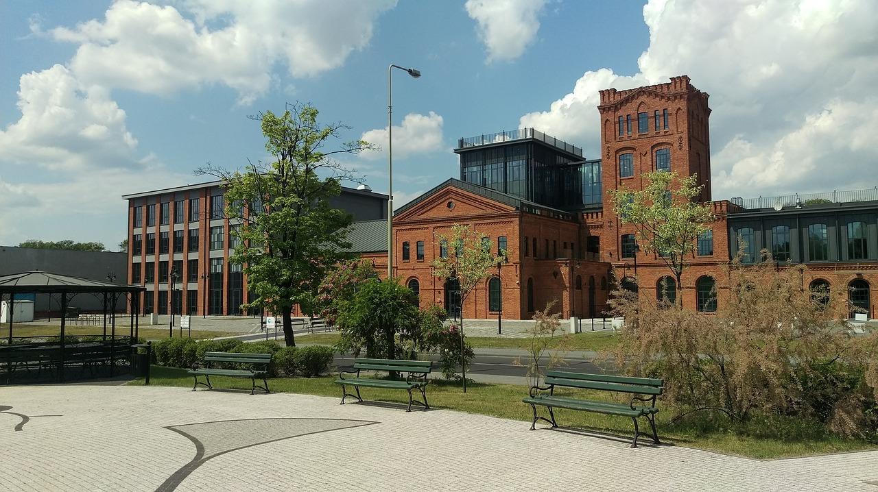 nowe życie industrialnych zabytków