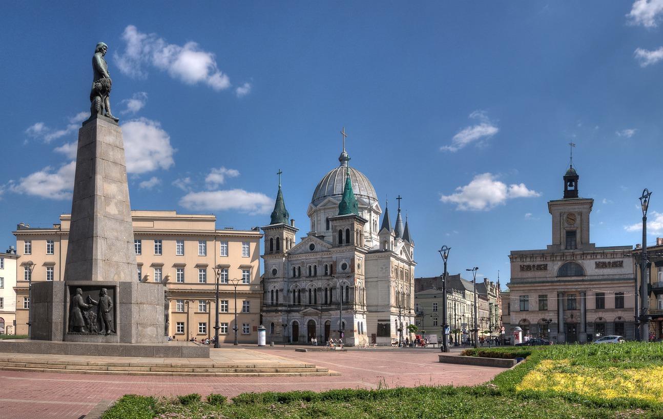 odwiedź Łódź